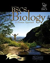 BSCS Biology: A Human Approach Student Edition w/Commons CD-ROM