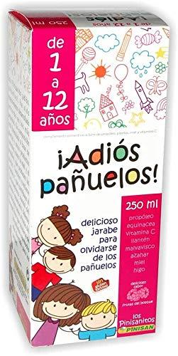 PINISANITO ADIOS PAÑUELOS JARABE INFANTIL 250 ml