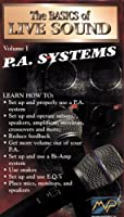 Basics of Live Sound: Guide to Pa Systems [DVD]