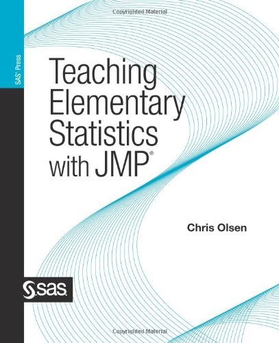 Teaching Elementary Statistics with JMP