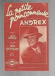 Partition - La Petite Poinconneuse- Créé Enregistré Par Andrex
