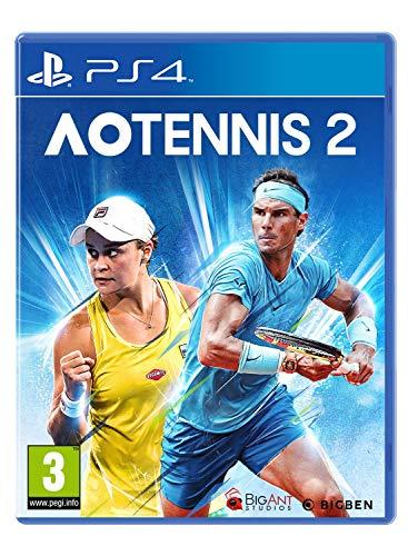 AO Tennis 2 - PS4 [Importación inglesa]