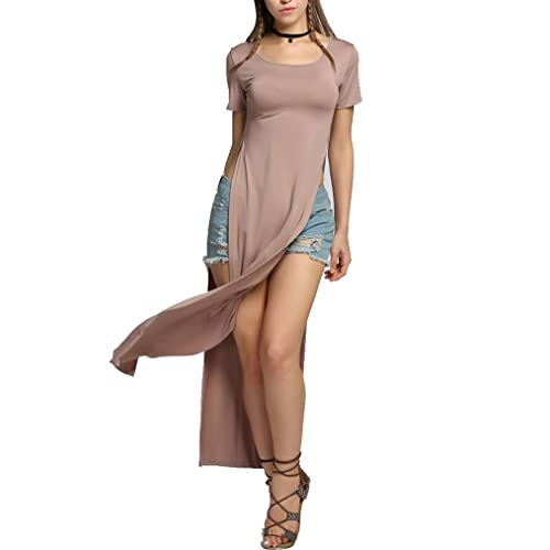 Double Split Maxi Dress Amazon Com