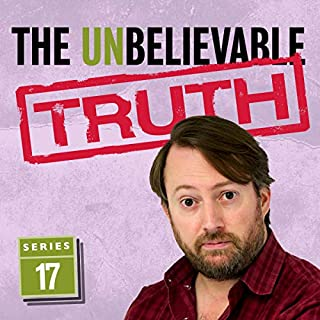 The Unbelievable Truth (Series 17) cover art
