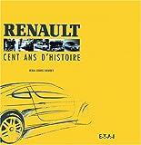 Renault, cent ans d'histoire