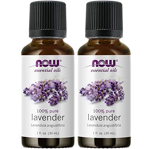 NOW Foods Essential Oils Pure Oil (2, Lavender)