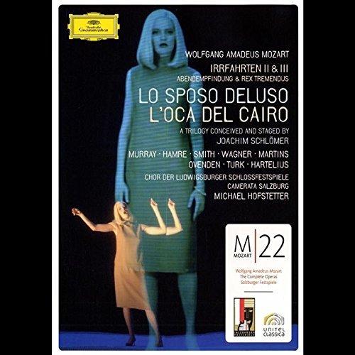 Mozart - Lo Sposo Deluso / L'Oca del Cairo / Abendempfindungen / Rex Tremendus by Malin Hartelius