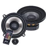 Mac Audio Power Star 2.13 - Altavoces de Coche, Color Negro