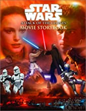 Star Wars Episode II: Attack of the Clones Movie Storybook