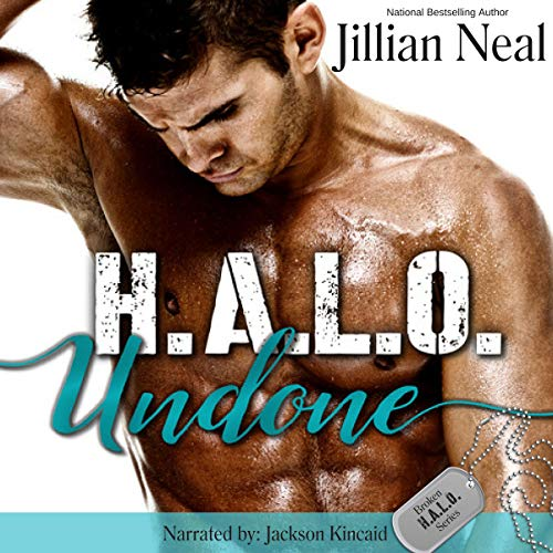 H.A.L.O. Undone audiobook cover art