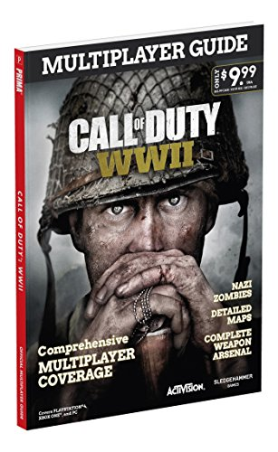 Call of Duty: WWII: Prima Official Multiplayer Guide (Standad Edition)