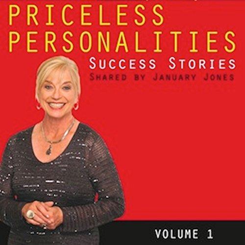 Priceless Personalities audiobook cover art