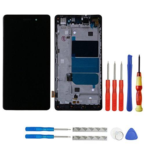 swark Pantalla LCD compatible con Huawei P8 Lite ALE-L21, ALE-L02, ALE-L23, ALE-UL00...