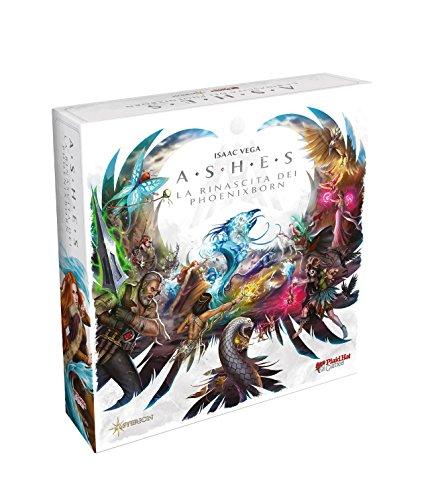 Asterion 8780–Spiel Ashes: Die Wiedergeburt der phoenixborn