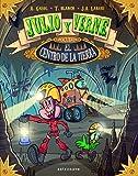 Julio y Verne descubren el Centro De La Tierra