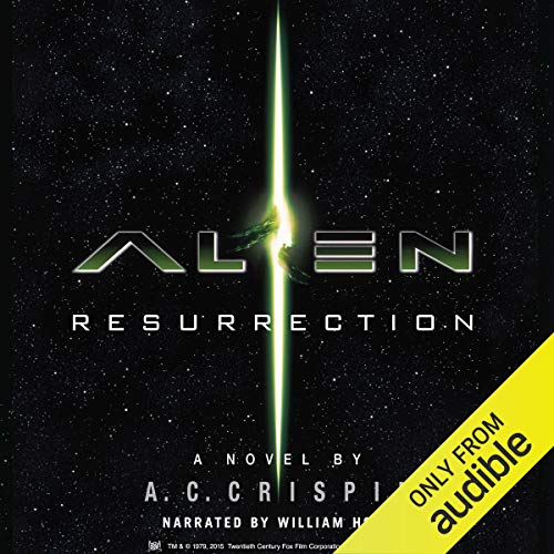 Alien: Resurrection cover art