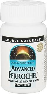 Source Naturals, Advanced Ferrochel - 180 tabs