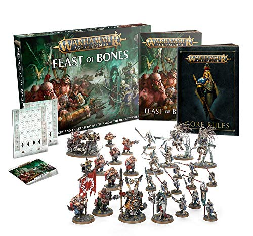 Games Workshop Warhammer Age of Sigmar: Feast of Bones