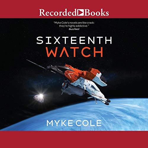 Sixteenth Watch cover art