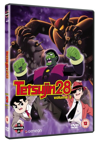 Tetsujin 28 - Volume 2: Tetsujin Vs. the Mafia [Import anglais]
