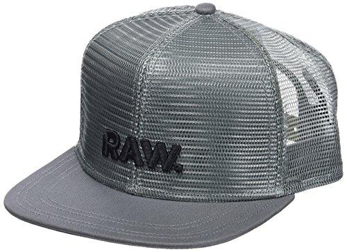 G-STAR RAW Herren Baseball Cart Trucker Cap, Grün (Smoke Green 2688), One Size (Herstellergröße: PC)