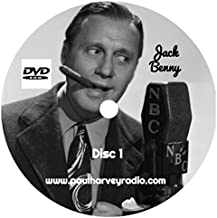 JACK BENNY OTR MP3 2-DVD'S (914 EPISODES)