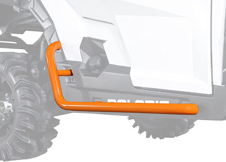 Financial sales sale SuperATV Heavy-Duty Nerf Bars Tree Kickers Rock Sliders for Max 68% OFF