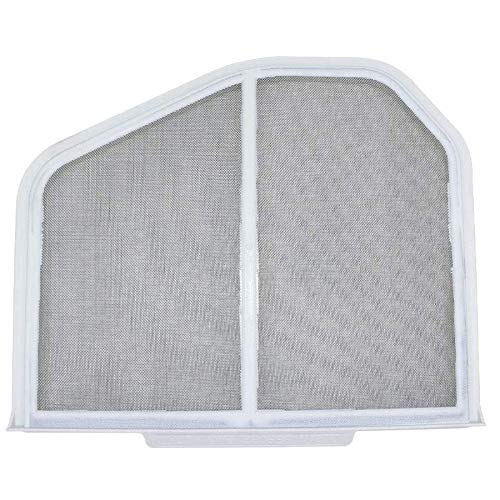W10120998 Lint Screen Filter Compatible with Whirlpool Dryer Stainless Steel Material Lint Trap Replacement Replaces W10049360 Ps1491676 8066170 W10049370 Ap3967919 W10596627