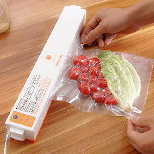 OUKANING Vakuumierer Foodlocker Vakuumiergerät Folienschweissgerät+Ersatzfolien