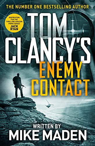 Tom Clancy's Enemy Contact (Jack Ryan Jr) (English Edition)