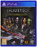 Injustice: Gods Among Us Ultimate Edition PS4 UK (PS4)
