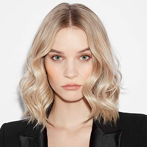 ghd curve creative curl wand, arricciacapelli professionale con fusto conico per creare capelli voluminosi e riccioli elastici dall'aspetto naturale