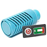 Water to Go 3 in 1 Filter Instant Outdoor Water Hydration Filtration Purifier Replacement Cartridge (Blue)