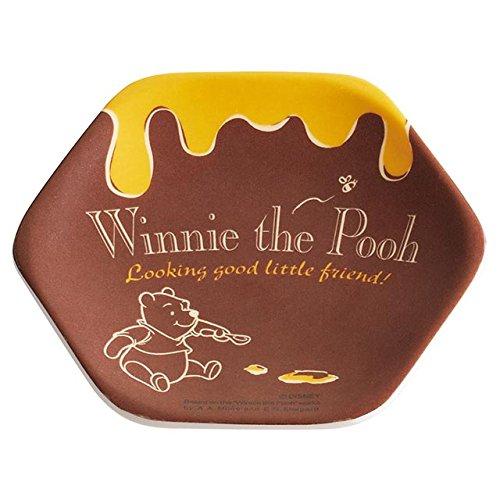 くまのプーさん メラミンプレート ミニ Poohはちみつ