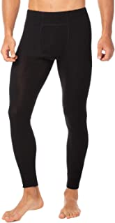 LAPASA, Ropa Térmica de Lana Merino Hombre Camiseta/Pantalón/Conjunto Interior Deportivo Baselayer Trekking Montaña M29/M30/M31