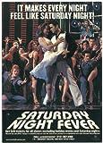 Saturday Night Fever Musical Poster-Nachdruck 40x30cm
