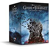 Game of Thrones: The Complete Series 1-8