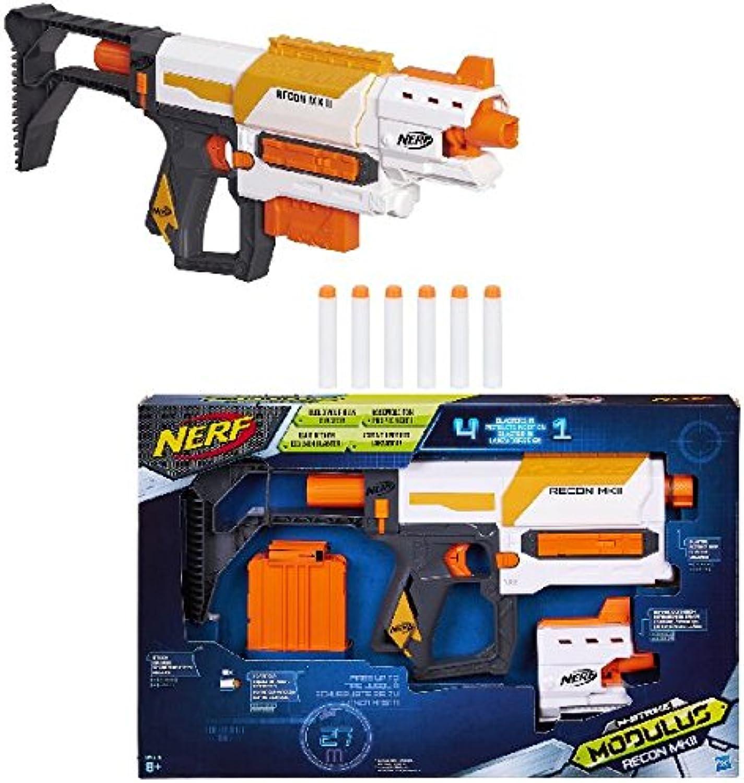 Hasbro B4616EU40  Nerf Modulus Recon MKII Spielzeugblaster