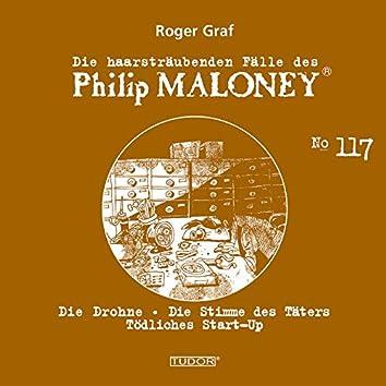 Die haarsträubenden Fälle des Philip Maloney, Vol. 117