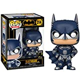 Funko Pop Heroes - Batman 80th - Batman (1997) #314 Super Heroes Figure Derivatives ,Multicolor for ...