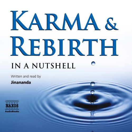 Karma and Rebirth - in a Nutshell audiobook cover art