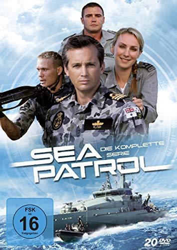 Sea Patrol - Die komplette Serie (20 Discs) [Alemania] [DVD]