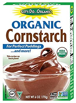 Let s Do Organic Cornstarch 6 Ounce Boxes  Pack of 6