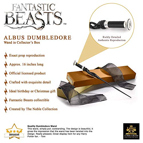 The-Noble-Collection-Albus-Dumbledores-Wand-in-Collectors-Box-157in-40cm-Hand-Painted-Dumbledore-Wand-Officially-Licensed-Fantastic-Beasts-Film-Set-Movie-Props