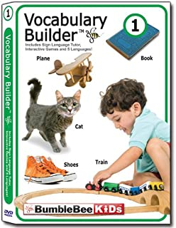Bumblebee Kids Vocabulary Builder 1