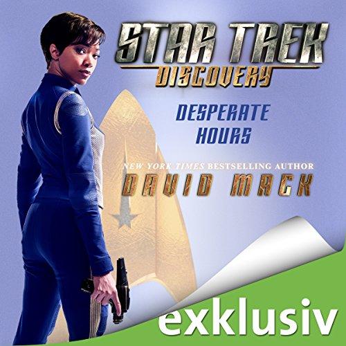 Gegen die Zeit (Star Trek: Discovery 1) Titelbild