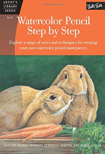 Watercolor Pencil Step by Step (Artist's Library)