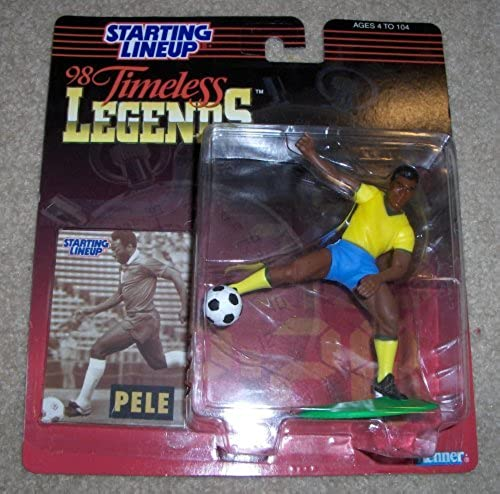 1998 pÃle Soccer Timeless Legends Starting Lineup Figure by Starting Line Up