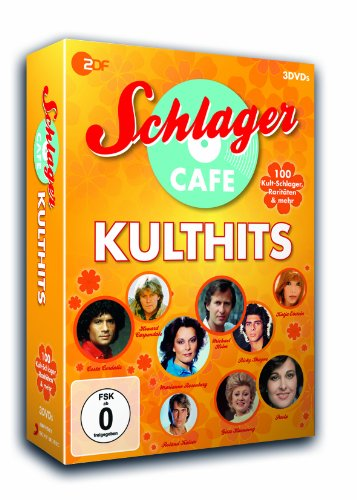 Schlagercafe Kulthits [3 DVDs]