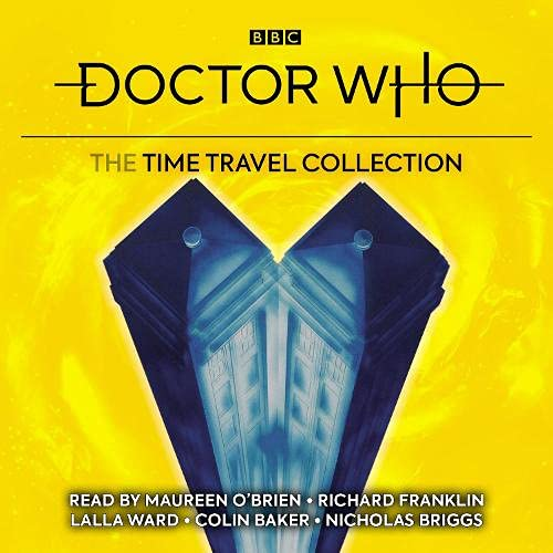 Doctor Who: The Time Travel Collection cover art